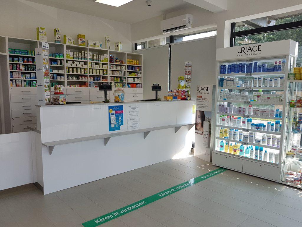 Szántód Gyógyszertár